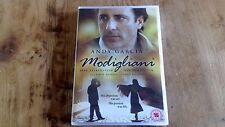 New - DVD Modigliani - Andy Garcia - Language : English - Région: 2 / Pal