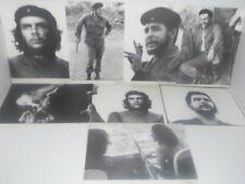 "Ernesto ""Che"" Guevara 1960s - photo repo post cards Center of Cuban studies N.Y."