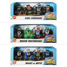 Hot Wheels Monster Truck 4 Pack - Assorted*