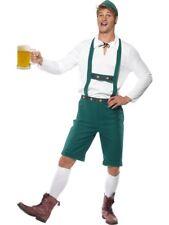 Smiffys - Costume per Travestimento da Oktoberfest Uomo Incl. Pantaloni corti