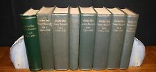 OYSTER BAY TOWN RECORDS VOLUMES 1-8 PUBLISHED 1916-1940 - HARDCOVER