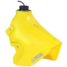 Fuel Tank Acerbis 01 RM Yellow 2140660230 For Suzuki DRZ400 DRZ400E