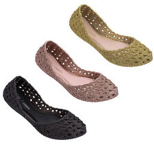 Ballerine Donna forate MELISSA mod 32246 Campana Crochet AD MADE IN BRAZIL