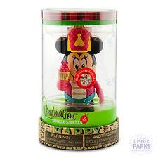 "Disney Parks Vinylmation Jingle Smells 3 Series Minnie Nutcracker - 3""  NIB"