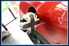 Black Union Jack Fuel Tank Cap Cover MK3 Fit F MINI Cooper S/SD JCW F55 F56 F57