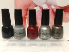 SAVINA NAIL COLOR X 5 - New - AUSTRALIA  Bulk Lot
