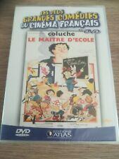 *DVD NEUF SOUS BLISTER -  LE MAITRE D ECOLE - claude BERRI / COLUCHE /