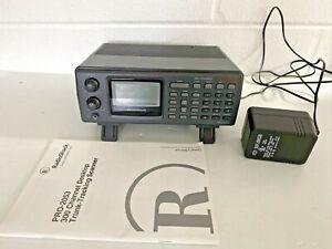 PRO-2053 300 Channel Trunk-Tracking Desktop or Mobile Scanner-Works great!