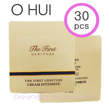 30pcs x Ohui The First Geniture Cream Intensive,New Cell Revolution Cream O Hui