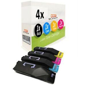 4x MWT Cartridge For Kyocera Taskalfa 250-ci 300-ci