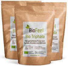 BioFeel - Bio Triphala Pulver, 300g - Dreifrucht