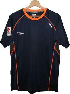 DENMARK 2016 RIO OLYMPIC GAMES BRAZIL Jersey Shirt OZON size XL Tricot Camiseta