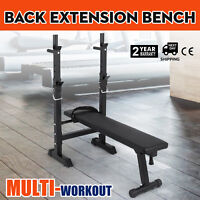 Adjustable Folding Weight Lifting Flat Incline Bench Foldable Sit Ups Exercise