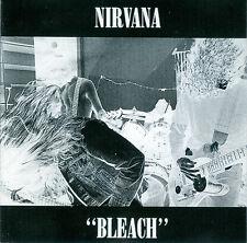 Nirvana - Bleach / Geffen Records CD 1989 (GED24433)