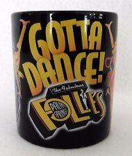 NIB The Fabulous Palm Springs Follies Coffee Mug Gotta Dance!