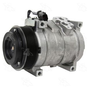 A/C Compressor-New Compressor 4 Seasons 158300