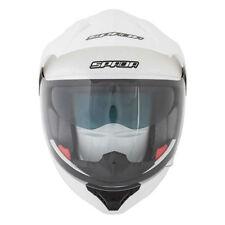 Gloss Plain Convertible Motorcycle Helmets