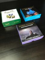 Harry Potter Bloomsbury audio books Read By Stephen Fry  37 CDs Excellent