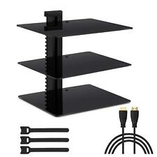 Wall Mount TV Floating Shelves Stand Shelf Media Console Entertainment Rack Gift