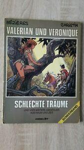 Valerian und Veronique - Schlechte Träume 3.Aufl. Z 2 Carlsen 1986
