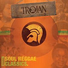 TROJAN ORIGINAL SOUL REGGAE CLASSICS NEW SEALED VINYL LP IN STOCK TROJAN RECORDS