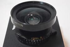 [EXC++++] Nikon Nikkor-SW 75mm f4.5 COPAL 0 Shutter Large format Lens w/Caps