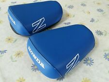 HONDA Z50R Z 50R 1986 MODEL SEAT COVER BLUE (fit Z50R 1979 to 1986) (H199)
