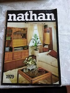 Retro nathan furniture 1979 Catalogue