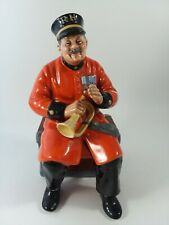 """Royal Doulton Figurine Past Glory Hn 2484 8"""" Made in England"""