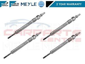 FOR AUDI SEAT SKODA VW 2.0 TDI ENGINES MEYLE DIESEL HEATER GLOW PLUGS PLUG