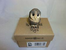Harmony Kingdom Pot Bellys Spotted Owl