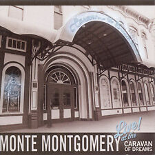~COVER ART MISSING~ Monte Montgomery CD Live at the Caravan of Dreams Live