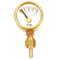 Live Steam Engine Pressure Gauge PG-1