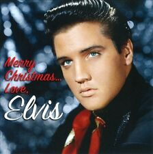"ELVIS PRESLEY, CD ""MERRY CHRISTMAS LOVE' ELVIS"" NEW SEALED"