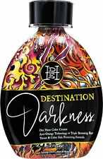 Ed Hardy Destination Darkness One Hour Color Creator Tanning Bed Lotion 13.5 oz