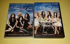 Pretty Little Liars COMPLETE Seasons 1 & 2 DVD