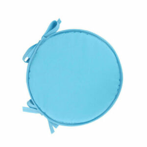 Round Chair Cushion Pad Inner Circular Pillows Filler Seat Cover Home Decorative
