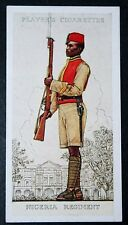 West African Frontier Force   Nigeria Regiment    1930's Vintage Card  VGC