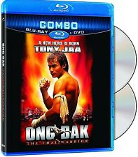 ONG BAK (TONY JAA) *NEW BLU-RAY + DVD*