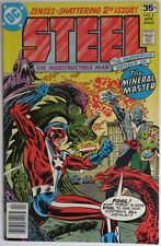 1978 STEEL THE INDESTRUCTIBLE MAN #2   -   VF                    (INV9609)