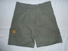 Vintage Womens Fjall Raven Gronlands Shorts Outdoor Hiking Size Tag:34