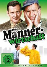 4 DVDs * MÄNNERWIRTSCHAFT - STAFFEL / SEASON 3 ~ MB # NEU OVP +