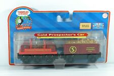 THOMAS & Friends Wooden Railway Gold Prospector's Car 99177 New - Free Shipping
