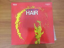 Vinyl LP - Don Kirshner cuts HAIR (1969)