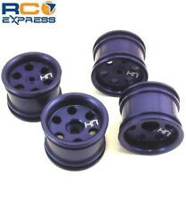 Hot Racing Losi Micro T Baja DT Raminator Aluminum Wheel Set MCT60606
