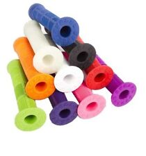 STOLEN MONEY GRIPS FLANGE BIKE BICYCLE BMX CRUISER FIXIE MTB SCOOTER LOT OF 5