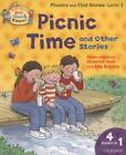Read with Biff, Chip & Kipper. Phonics and first stories. Level 2: Picnic time
