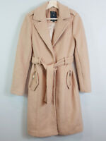 GUESS | Womens Harlow Belted Coat / Jacket  [ Size XS or AU 8 / US 4 ]