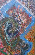 Phillip Wofford- Multi Museum Artist-Abstract Expressionist -Lyrical Abstraction