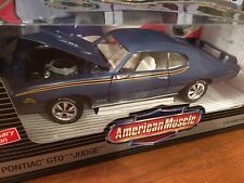 Ertl 1:18 1969 Pontiac GTO Judge Ram Air Item 32916